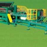 Автоматическая система для разрезания шламовой полосы и вырубки заготовок